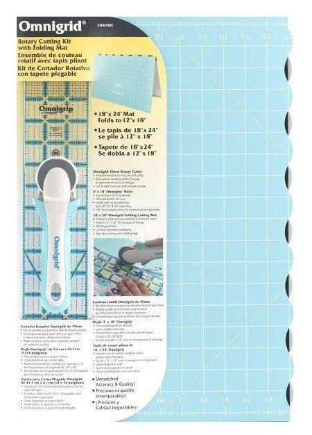 Omnigrid Rotary Cutting Kit
