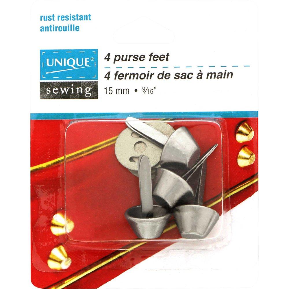 Purse Feet Silver