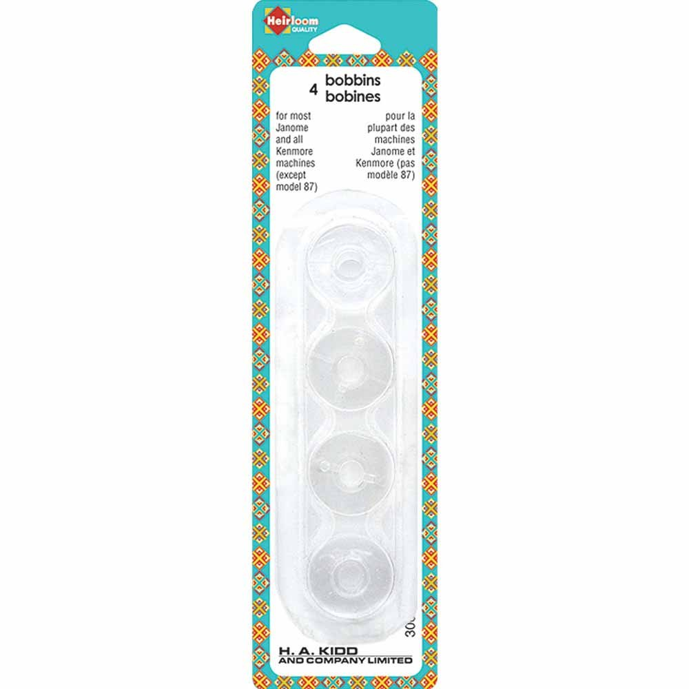 Heirloom Bobbins for most Janome & all Kenmore