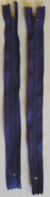 Countess Zipper 18 Purple