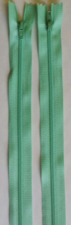 Countess Zipper 9 Dark Mint