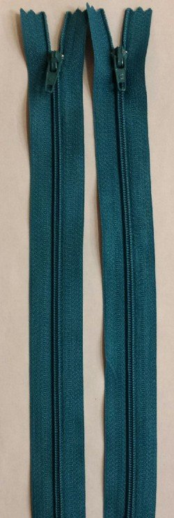 Countess Zipper 18  Ocean Blue