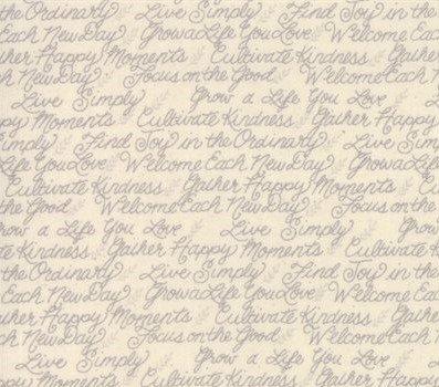 Cultivate Kindness Vintage Tan Script