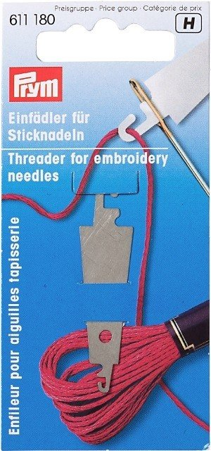 Threader for Embroidery Needles
