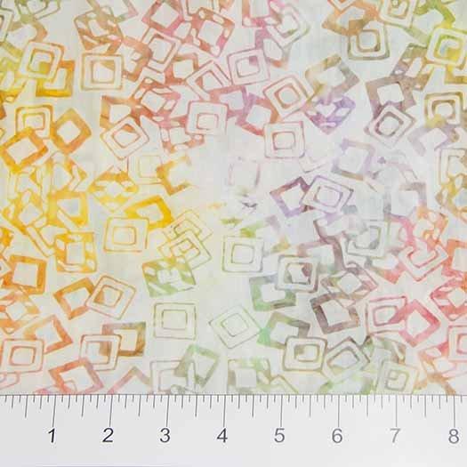 Multi Coloured Jumbled Squares Light
