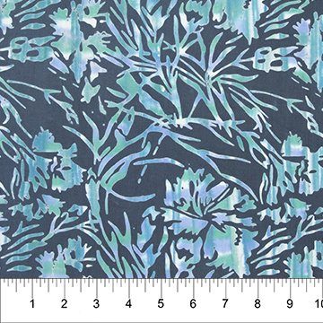 Alilah Turquoise on Navy Branches