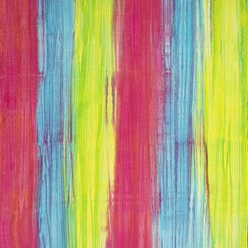 Color Me Banyan Strata Pink/Turquoise/Lime