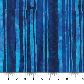 Florentine Blue Stripe