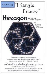 Triangle Frenzy Hexagon