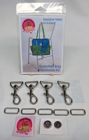 Essentials Tote Hardware Nickel