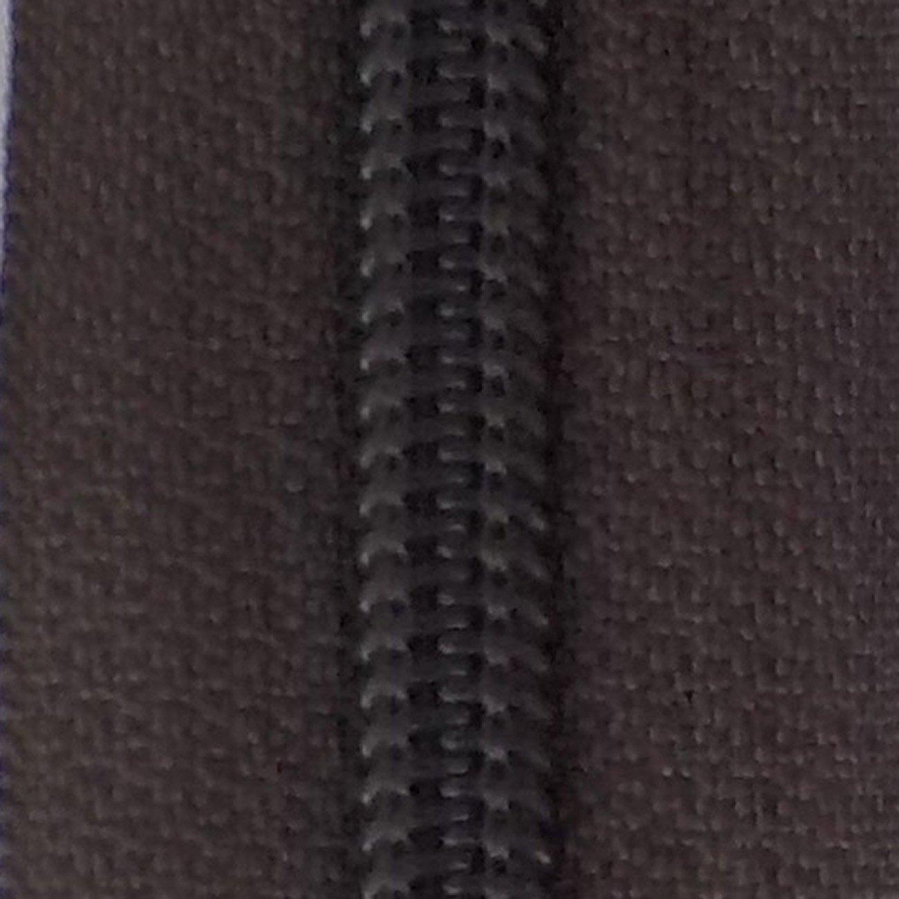14 Nylon Coil Zipper Iron