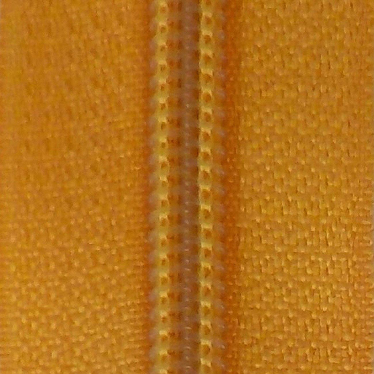 14 Nylon Coil Zipper Banana