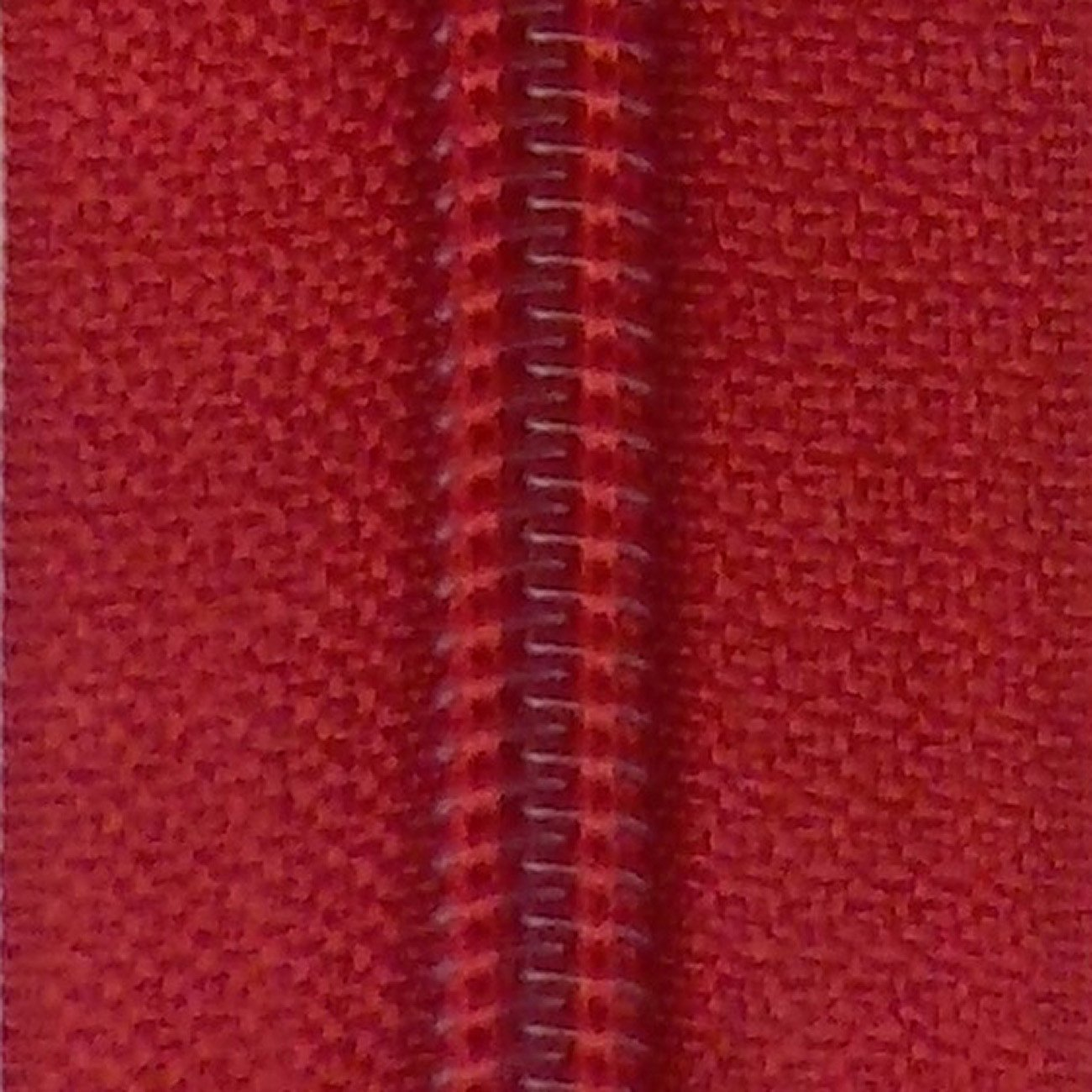 30 Double Pull Non Separating Zipper Barberry