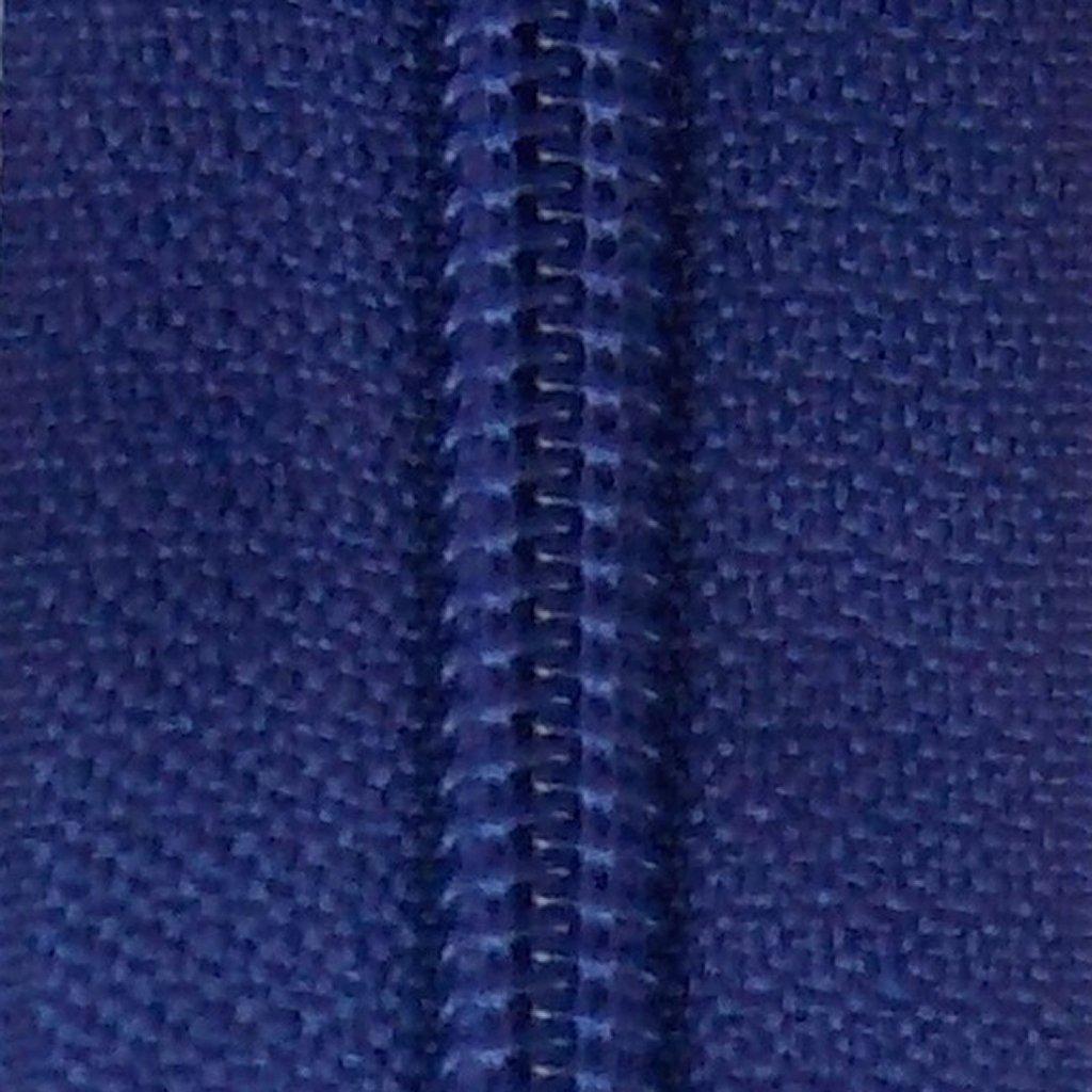 14 Nylon Coil Zipper Royal Blue