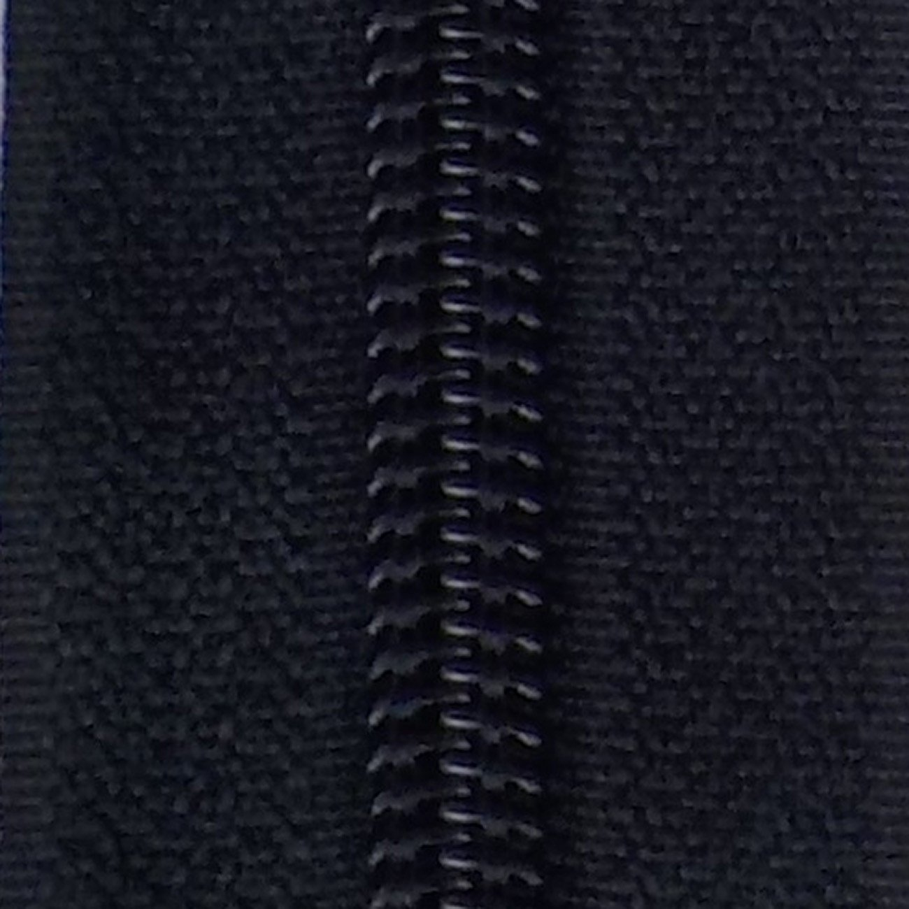 22 Non-separating Zipper Dark Navy