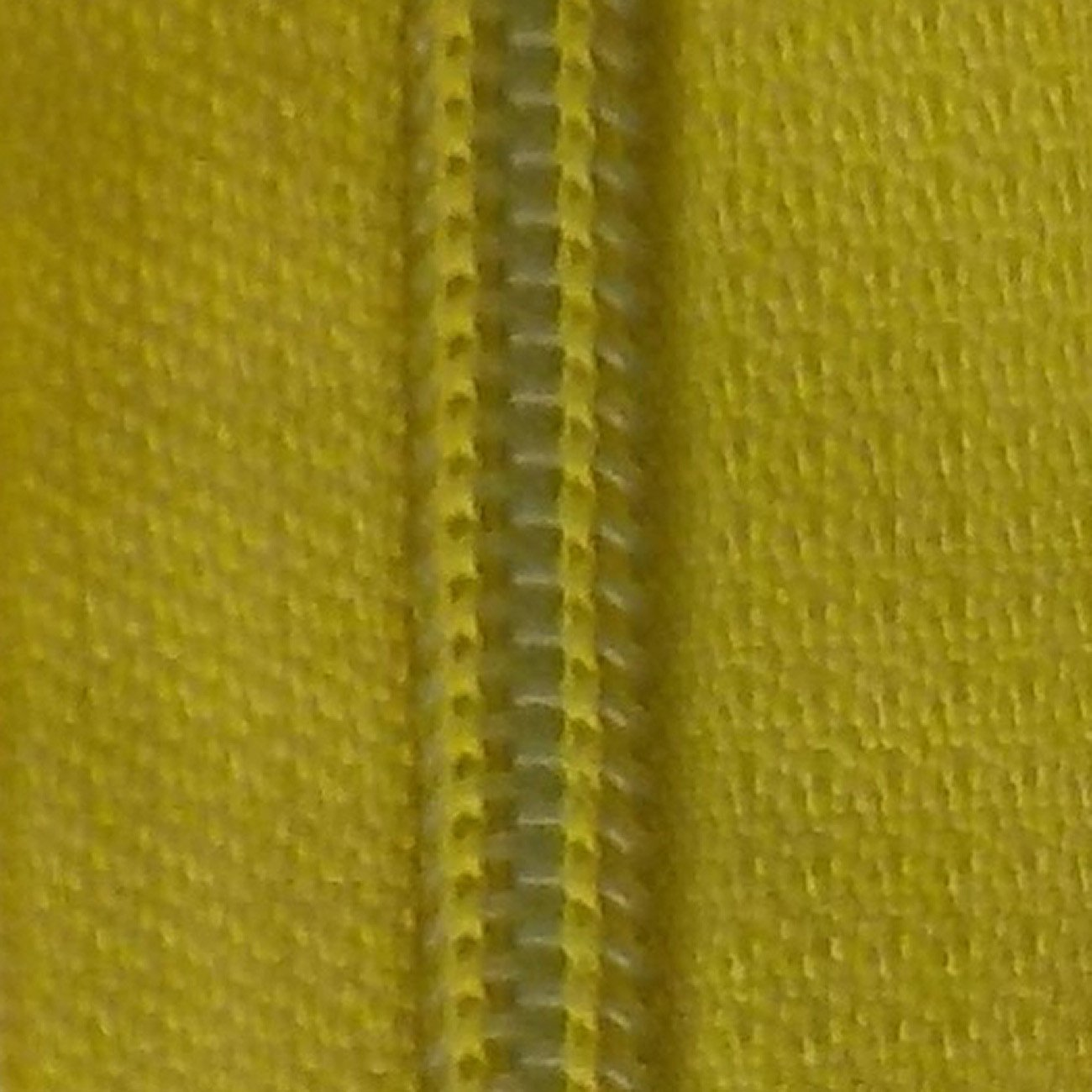 30 Double Pull Non Separating Zipper Apple Green