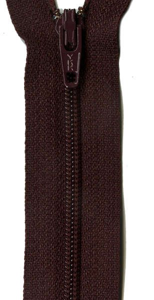 Atkinson Zipper Raisin 14 Non Separating
