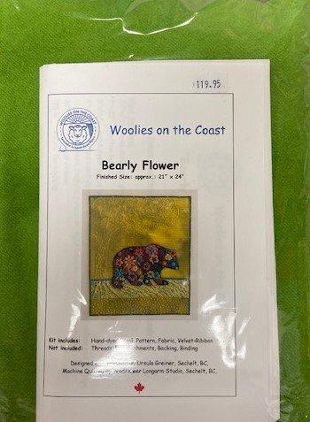 Bearly Flower Kit