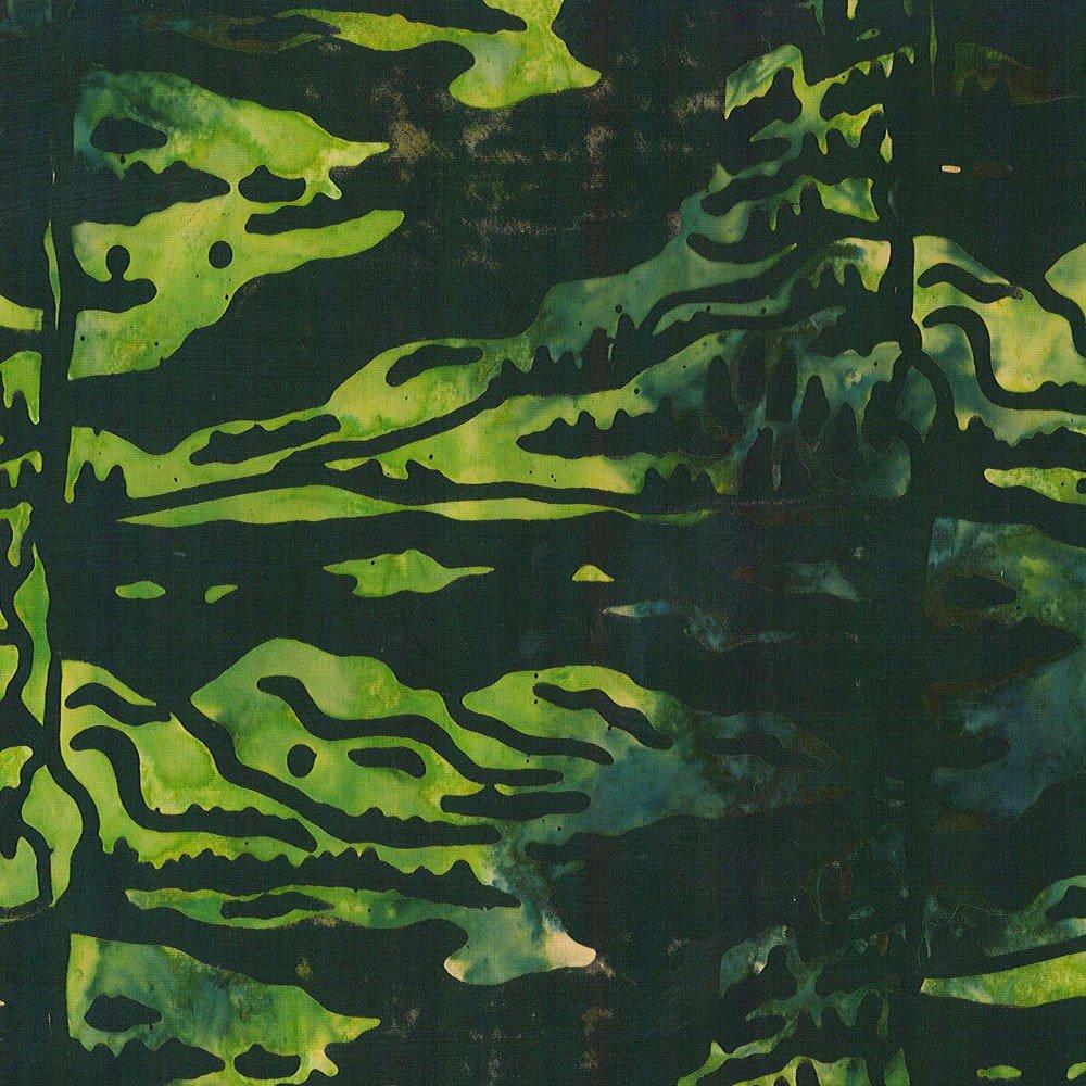 Cantik Batik Nova Scotia Green Black River View