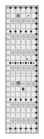 Creative Grids Left Handed Ruler 6.5x24