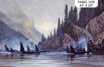 Migratory Pursuit Digital Panel