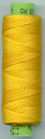 Eleganza Solid #5 Perle Cotton EZ18 Lemon Curd