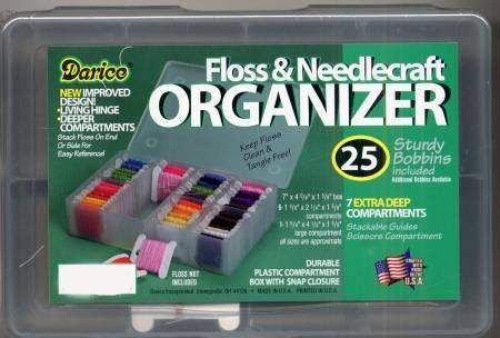 Mini Floss Organizer