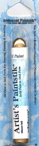 Artist's Paintstik Iridescent Gold