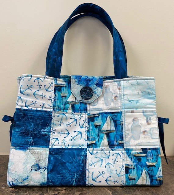 Sail Away Charming Bag Kit