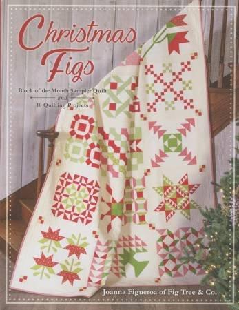 Christmas Figs Sampler Quilt