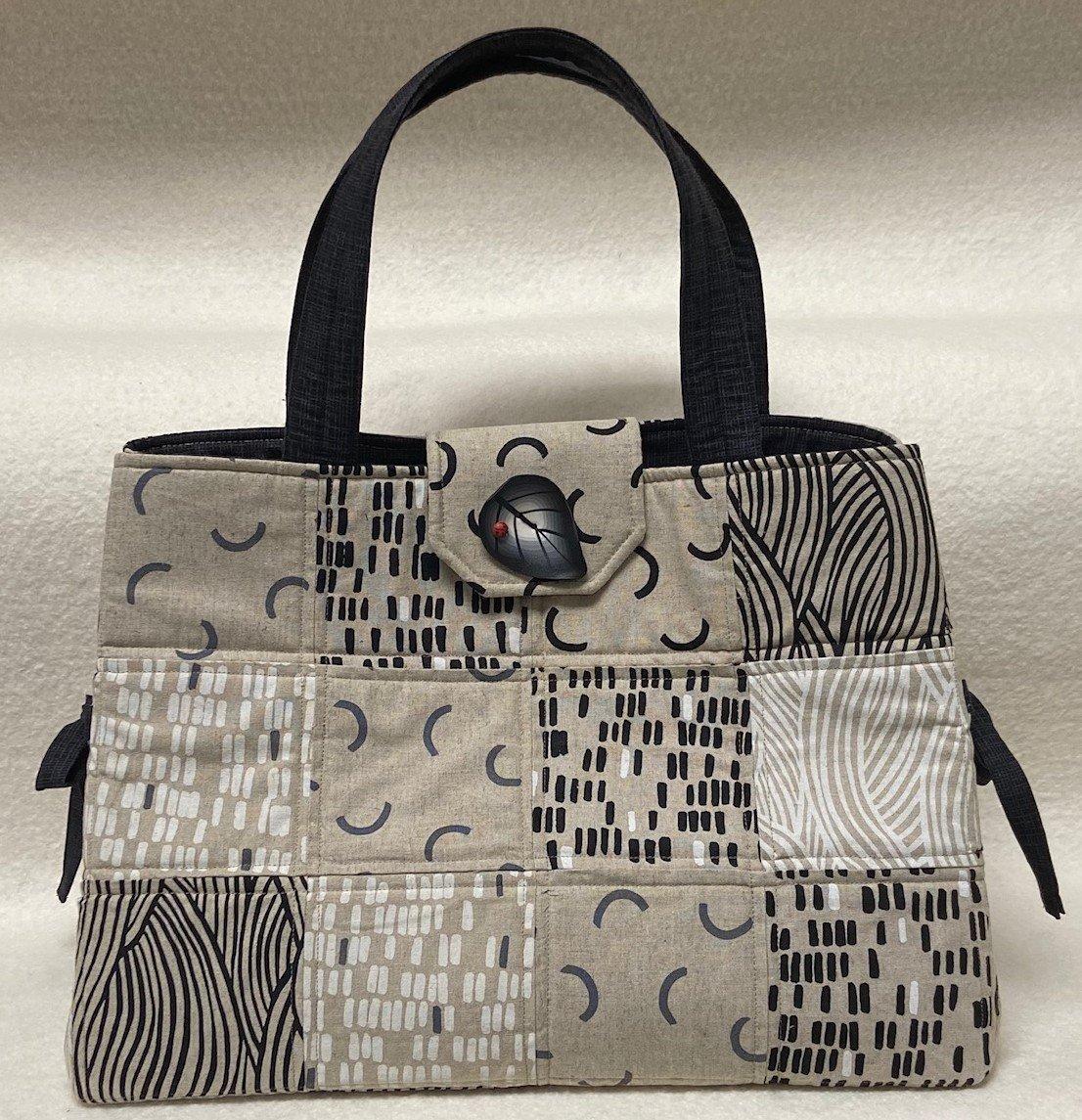 Linen Charming Bag Kit