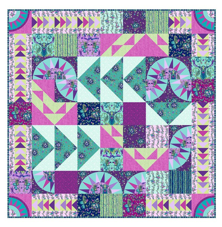 Meadow Valley Quilt Kit