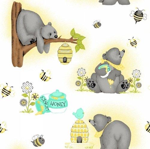 Bears in the Honey Pot