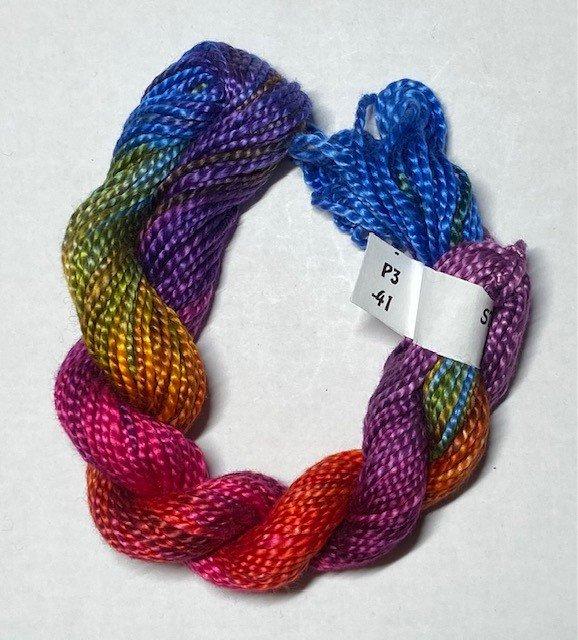 #3 Perle Cotton Rainbow