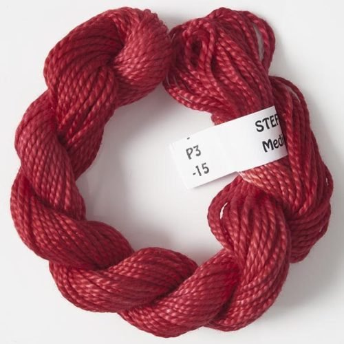 Reds #3 Perle Cotton