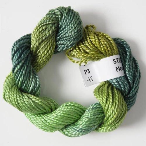 Greens #3 Perle Cotton