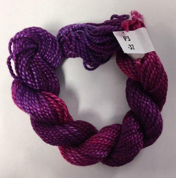 Purple/Magenta #3 Perle Cotton