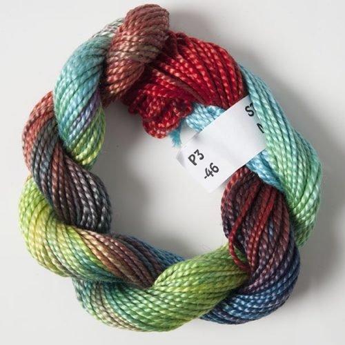 Rainbow #3 Perle Cotton