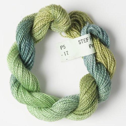 Greens #5 Perle Cotton
