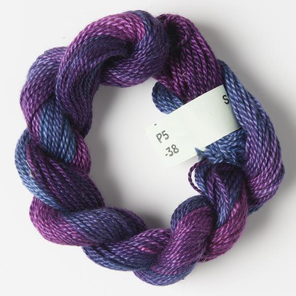 Deep Purples #5 Perle Cotton