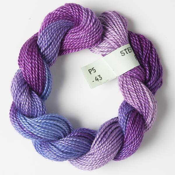 Medium Purples #5 Perle Cotton