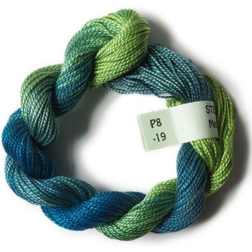 Greens #8 Perle Cotton