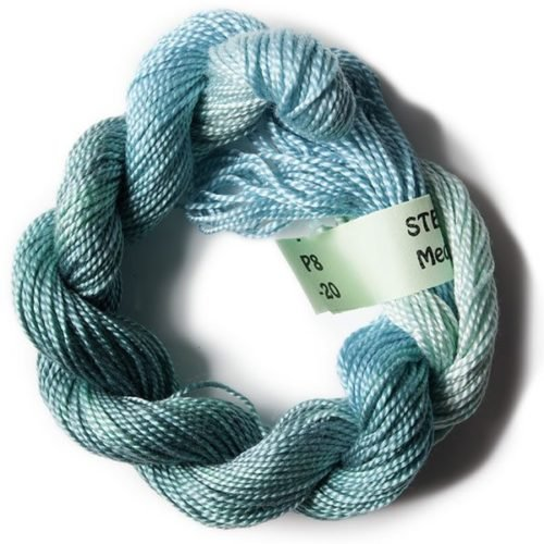 Turquoise #8 Perle Cotton