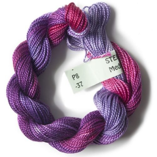 #8 Perle Cotton Magenta's