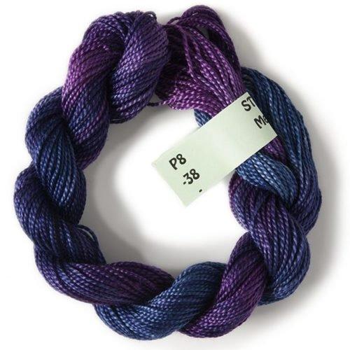 Purples #8 Perle Cotton