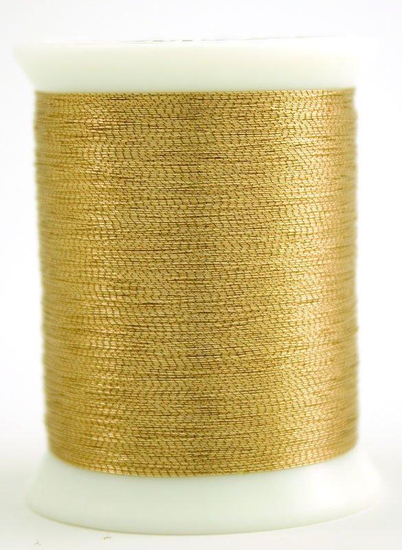 Antique Gold Metallic Thread