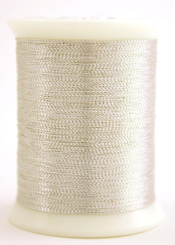 Antique Silver Metallic Thread