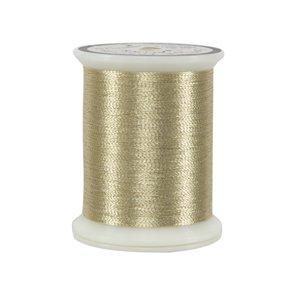 Light Gold Metallic Thread