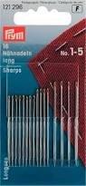 Prym Sharps Needles 5-9