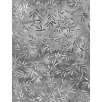 Essentials Mottled Leaves Grey